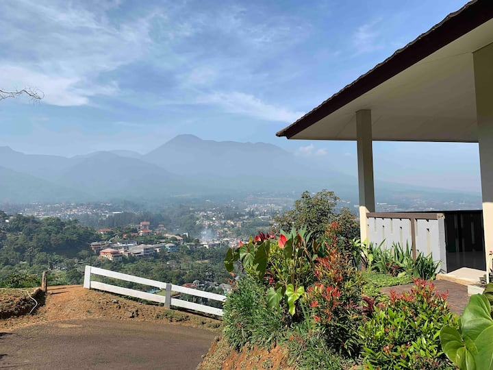 Villa MP4 (perfect place to enjoy mountain's view)