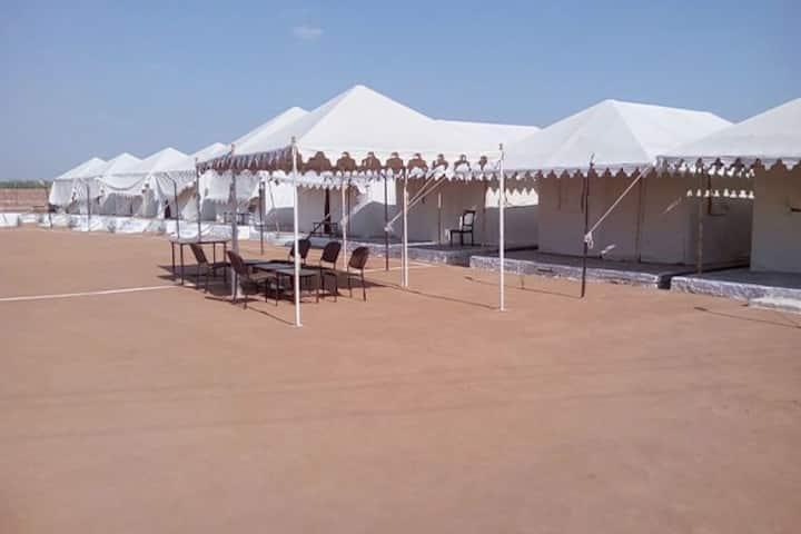 Swiss Luxury Tent