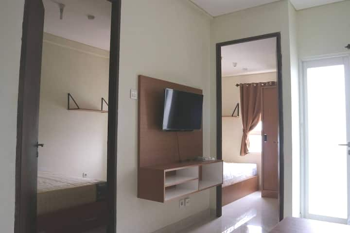 2-Strategic Apartment With Good Price Near Jakarta