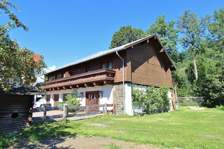 Spacious, detached house near Zell am See and Kaprun
