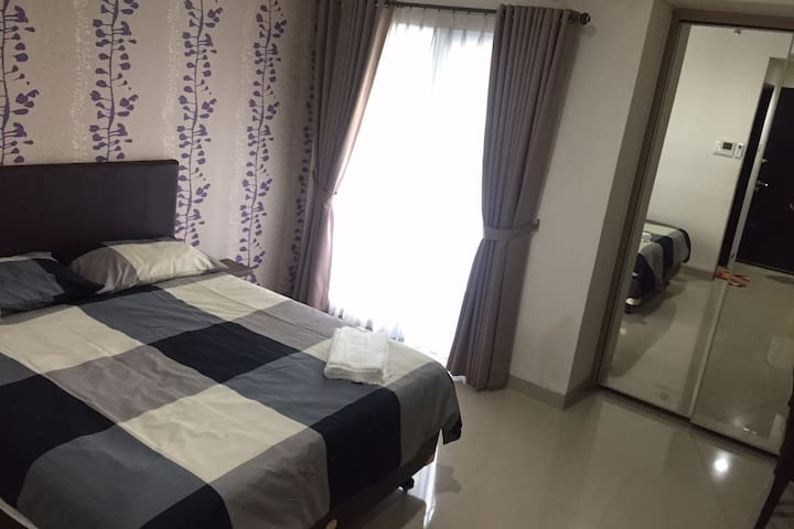 Comfortable Studio apartment at Gading Serpong