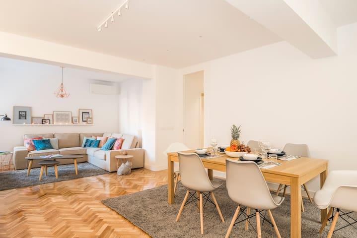 Precioso apartamento en Madrid. Recién reformado.