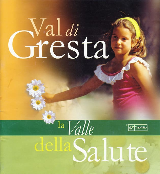 The Gresta valley is called a Health Valley for the biological agricolture