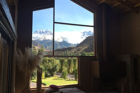 Cozy Cabin in Cusco's Sacred Valley - Urubamba - Urubamba - Vila