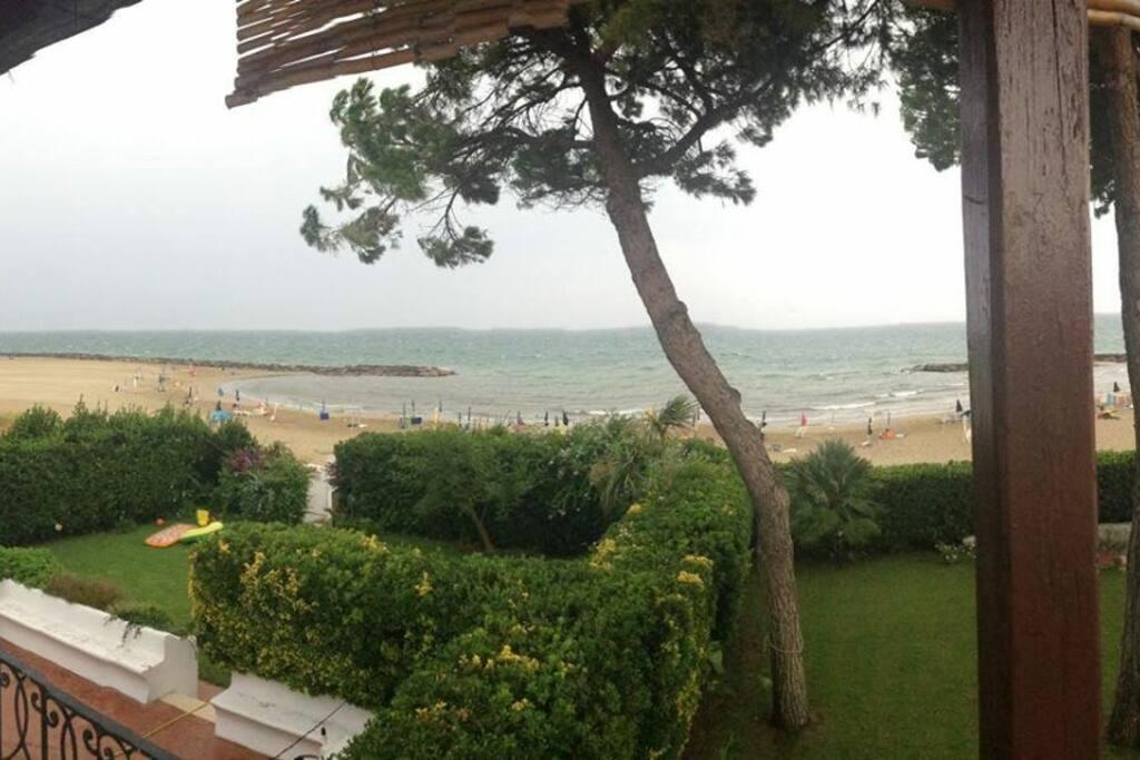 Terrazzo sul mare