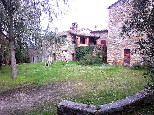 Beautiful country house - Lippiano - Casa
