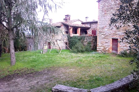 Beautiful country house - Lippiano