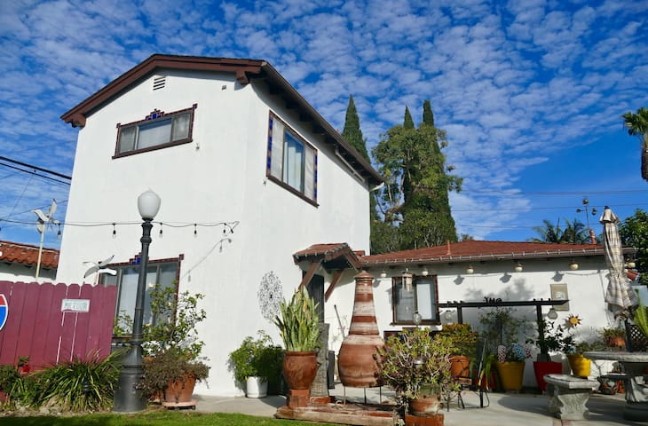 Cal Heights Historic District