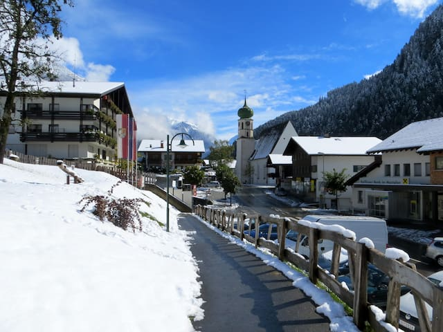 Holidays in real Mountains! - Sankt Gallenkirch - Daire