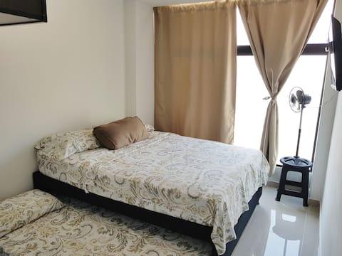 Medellin Apartamento Estudio Excelente Ubicación