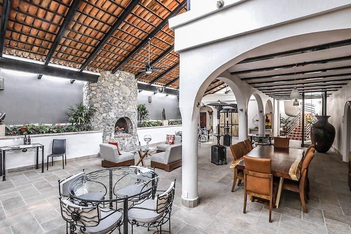 Casa del Sol Inn - Room #2 La Luna