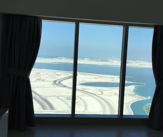 Reem Sea View Bedroom - Abu Dhabi - Appartement