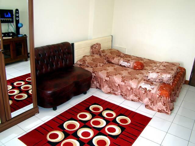 Apartement Gateway Cicadas Bandung - Cibeunying Kidul - Departamento