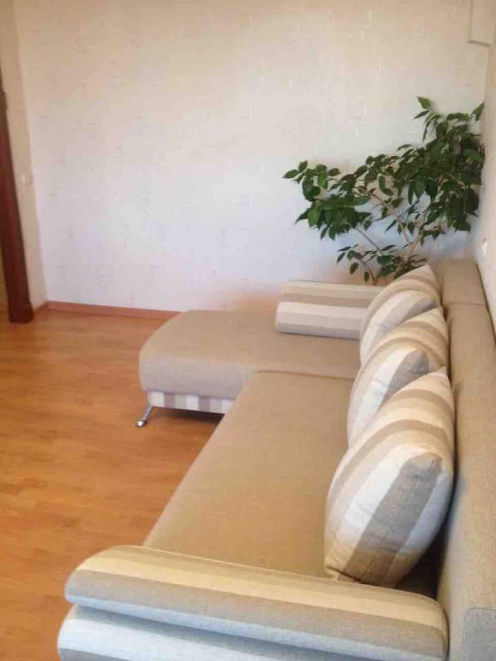 Apartment on Krisanova 19
