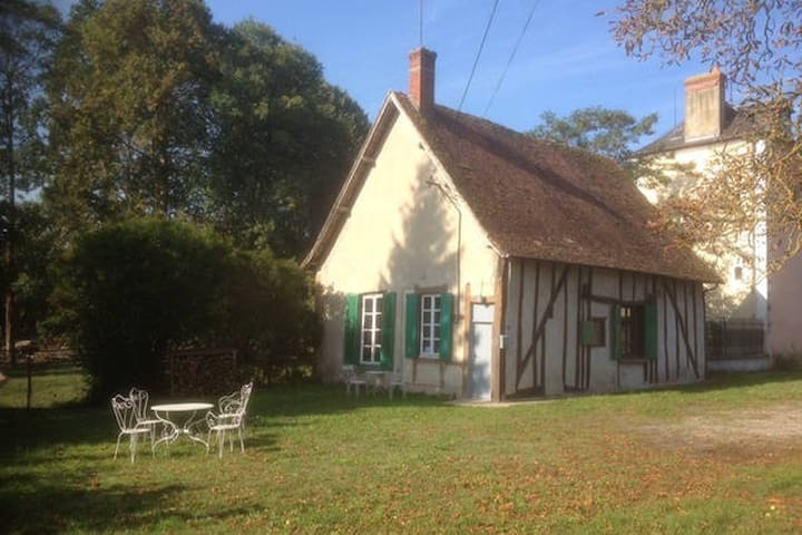 P'tit Roy - Independant cottage - 3 rooms - garden - Villeneuve-sur-Allier - Talo