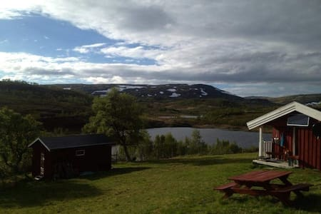 Seter i Båttjønndalen, Holtålen