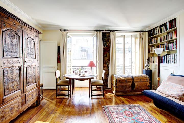 Typical Flat - Le Marais, Place des Vosges, Wifi - 파리