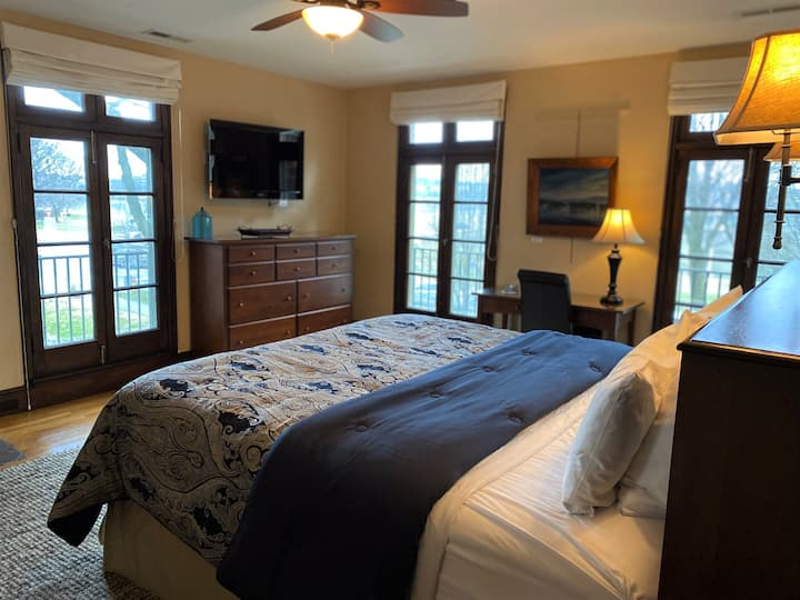 Private Bryce room with View of the River