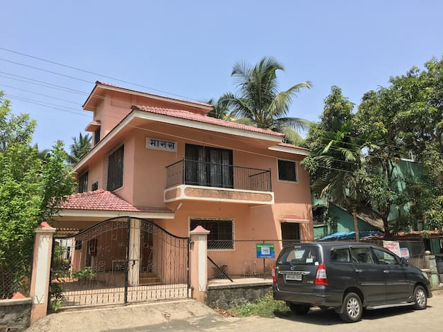 Manas Bungalow @ Alibag (1st Floor)
