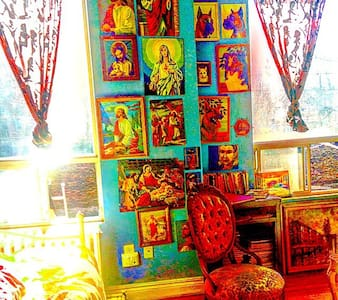 Stunning Art Lovers Rock'nRoll Apt! - Toronto - Appartement
