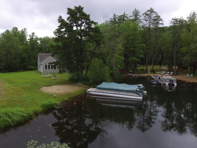 Squam Lake (Water Front Property)