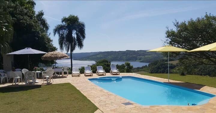 Casa do Mirante , Mangueirinha-PR