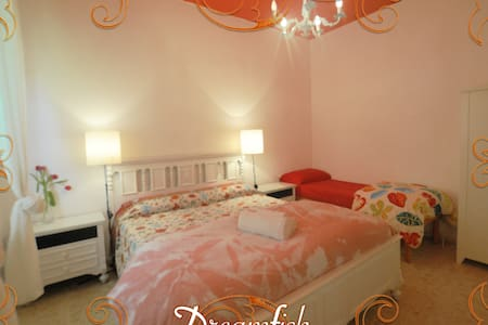 Prince room with luminous ensuite restroom - San Benedetto del Tronto - Bed & Breakfast