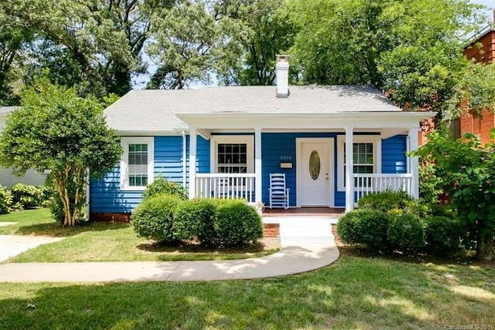 Gorgeous 3BR House Right Off East BLVD!!