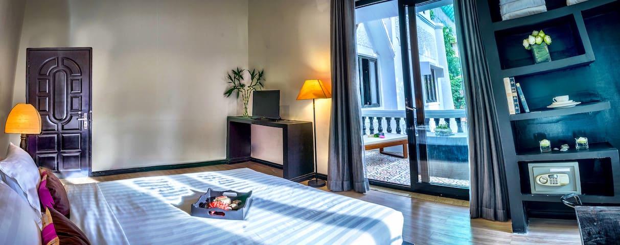 Fantastic room with Balcony