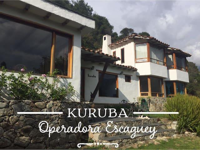 Operadora Escagüey / Casa Kuruba