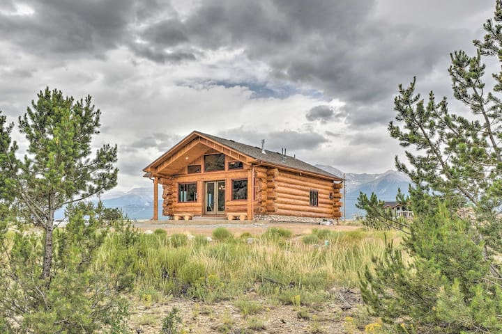 Cozy Riverfront Cabin 1.4 Mi From Buena Vista