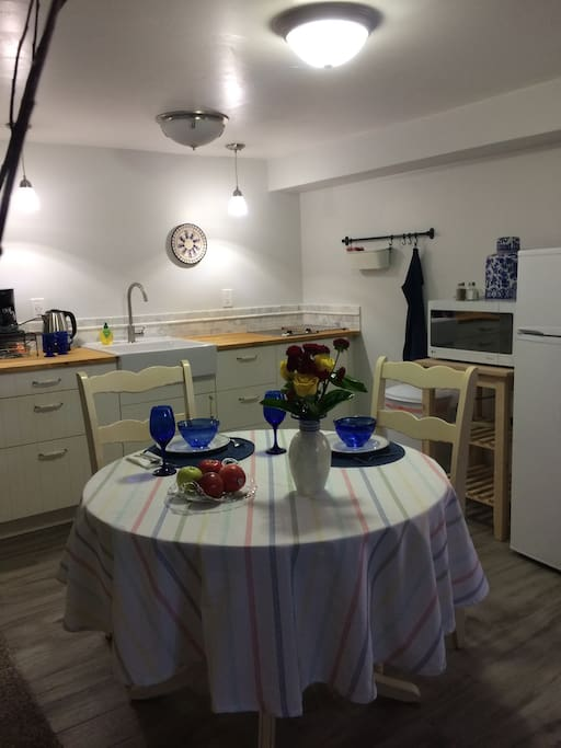 Your kitchenette
