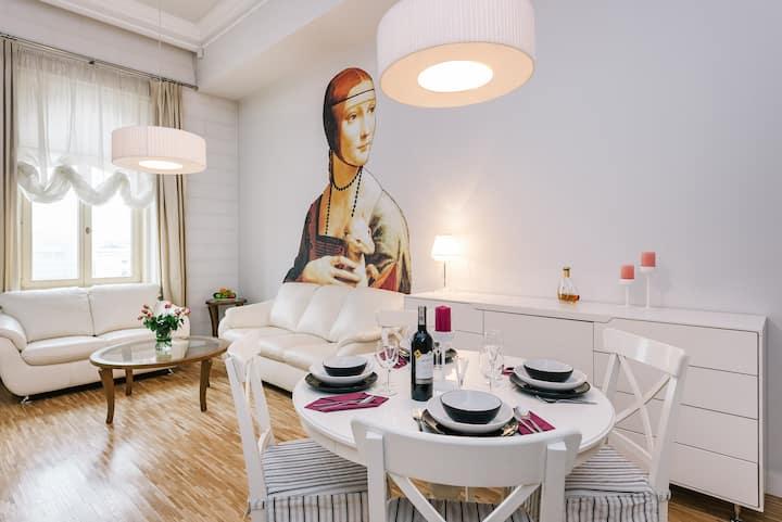 Rezydencja Radziwiłłowska - apartament Deluxe