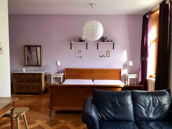 Guesthouse Basel, Sonnenapartment