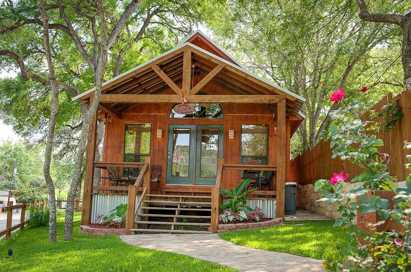 High Quality Escape On River Road   Cabins For Rent In New Braunfels, Texas, United  States