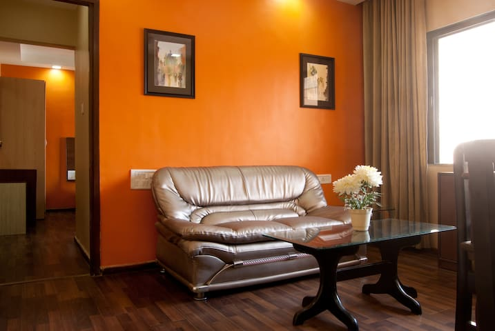 Entire 1 Bedroom Apt - All to Yourself! - Mumbai