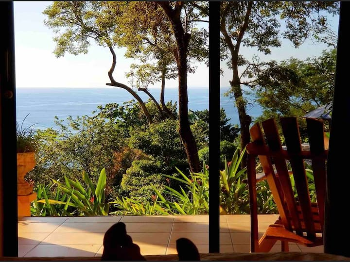 Ocean view 2 beds room w/balcony & jungle view/MMV