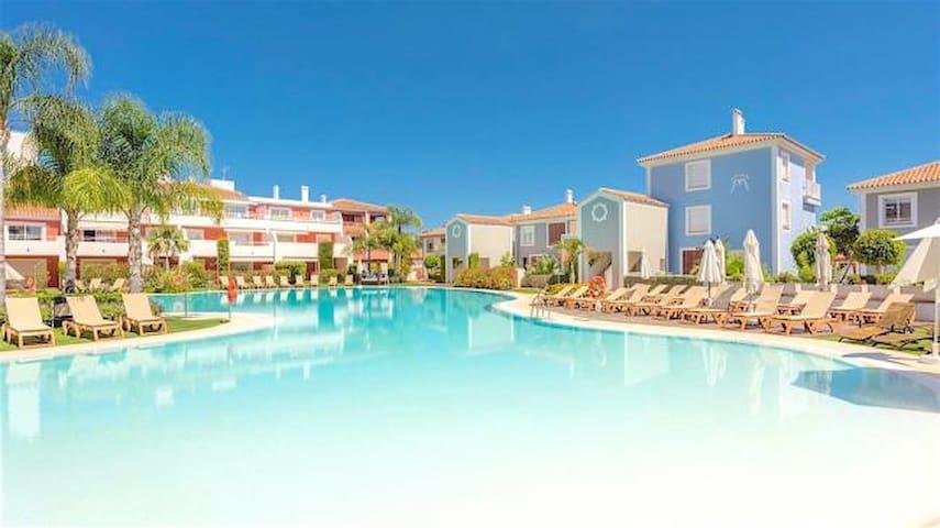 Appartement Estapona-Marbella met 5* service - ES - Apartemen