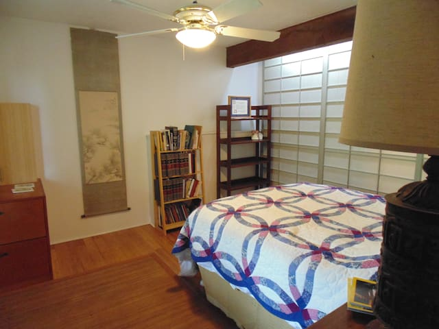 Japanese room at Big Bear Place