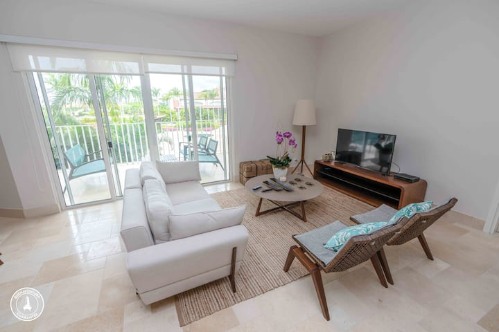 OFFICIAL Buenaventura Rentals: Exclusive apartment in Puntarena Ocean Village