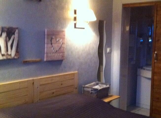 chambre d'hôte - Saint-Vincent-sur-Jard - Bed & Breakfast