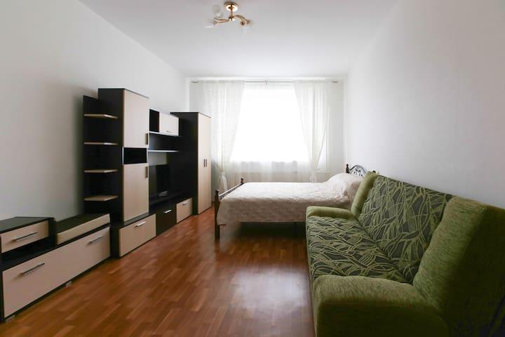Новая 1-к квартира в Железнодорожно - Железнодорожный - Apartamento