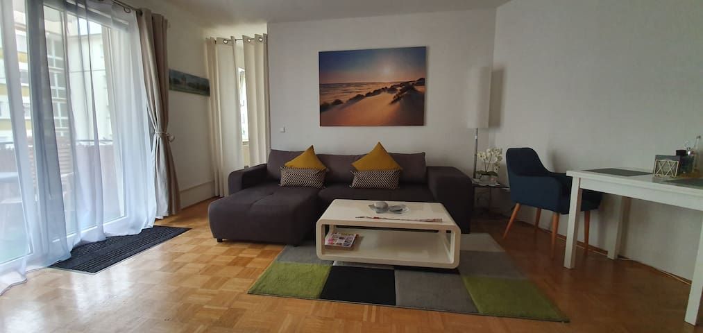 Cozy 40m² flat in the heart of Mannheim