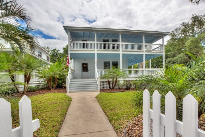 Beautiful Historic Home in the ❤️ of Mount Dora