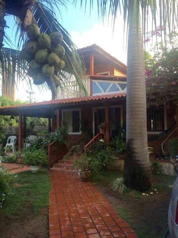 Pontas de Pedra Goiana Pernambuco Brasil