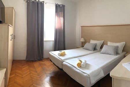 Lovely East side room in beautiful Supetar