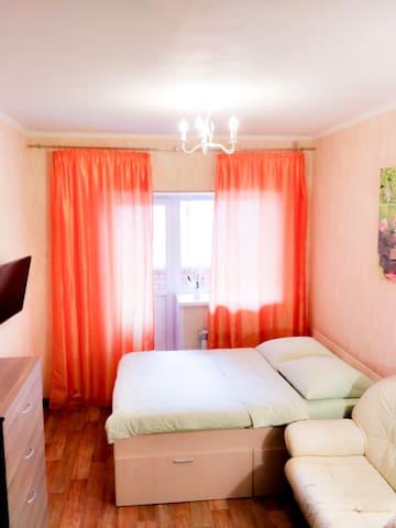 Уютная студия рядом с озером Зеленоград Андреевка - Andreevka - Huoneisto