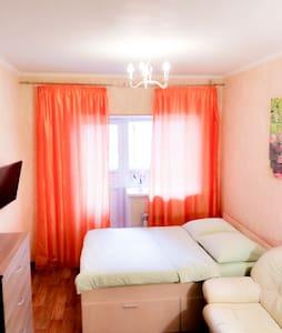 Уютная студия рядом с озером Зеленоград Андреевка - Andreevka - Lägenhet