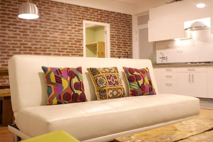 Soundproof Thamel Apartment 2BHK