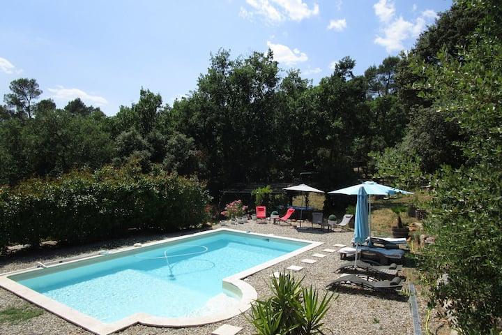 Villa isolata a Lorgues con piscina privata
